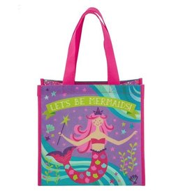 Stephen Joseph Small Recycled Gift Bag - Mermaid