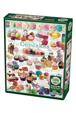 Cobble Hill Cupcake Time 1000 pc