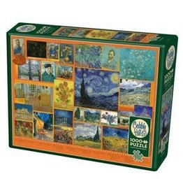 Cobble Hill Van Gogh 1000pc