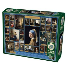 Cobble Hill Vermeer 1000pc