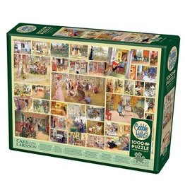 Cobble Hill Carl Larsson 1000pc