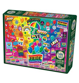 Cobble Hill Pride 1000pc
