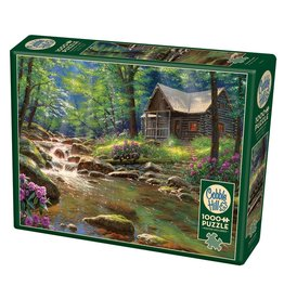 Cobble Hill Fishing Cabin 1000 pc