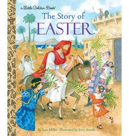 Little Golden Books The Story of Easter - LGB