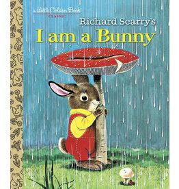 Little Golden Books I Am A Bunny - LGB