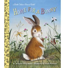 Little Golden Books Home for a Bunny - LGB