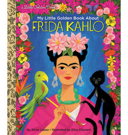 Little Golden Books My Little Golden Book About Frida Kahlo