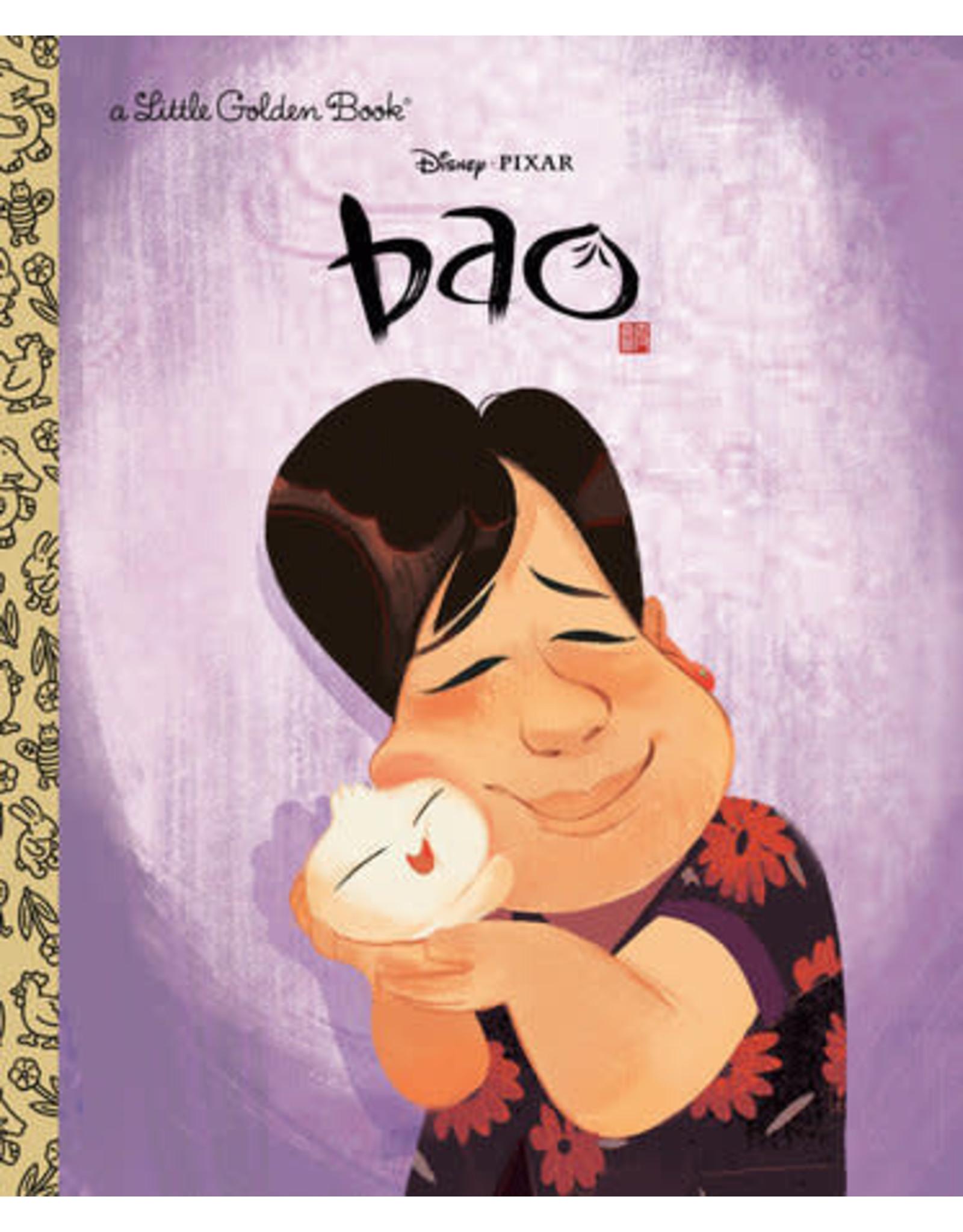 Little Golden Books Disney/Pixar Bao Little Golden Book