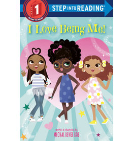 Step Into Reading Step Into Reading - I Love Being Me! (Step 1)