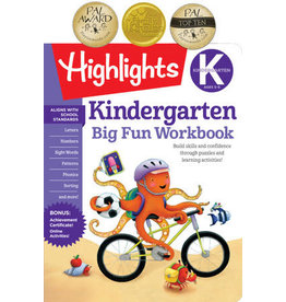 Highlights Highlights Kindergarten Big Fun Workbook