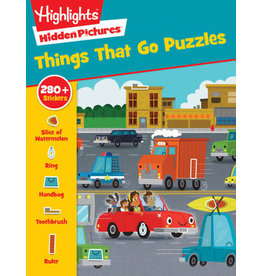 Highlights Highlights Things That Go Puzzles