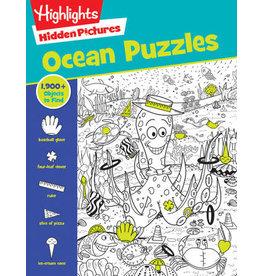 Highlights Highlights Ocean Puzzles