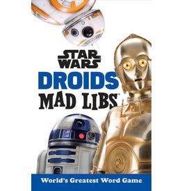 Mad Libs Star Wars Droids Mad Libs