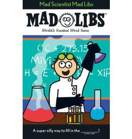 Mad Libs Mad Scientist Mad Libs
