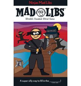Mad Libs Ninjas Mad Libs