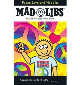 Mad Libs Peace, Love, and Mad Libs