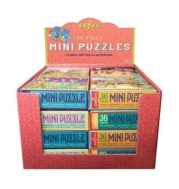 eeBoo Miniature Puzzles Asstorted