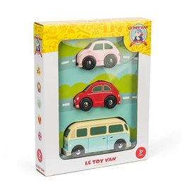 Le Toy Van Retro Metro Cat Set