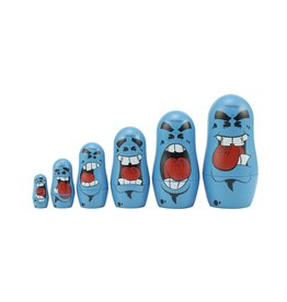 Big Mouth Matryoshka