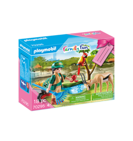 Playmobil Zoo Gift Set