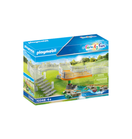 Playmobil Zoo Viewing Platform Extension