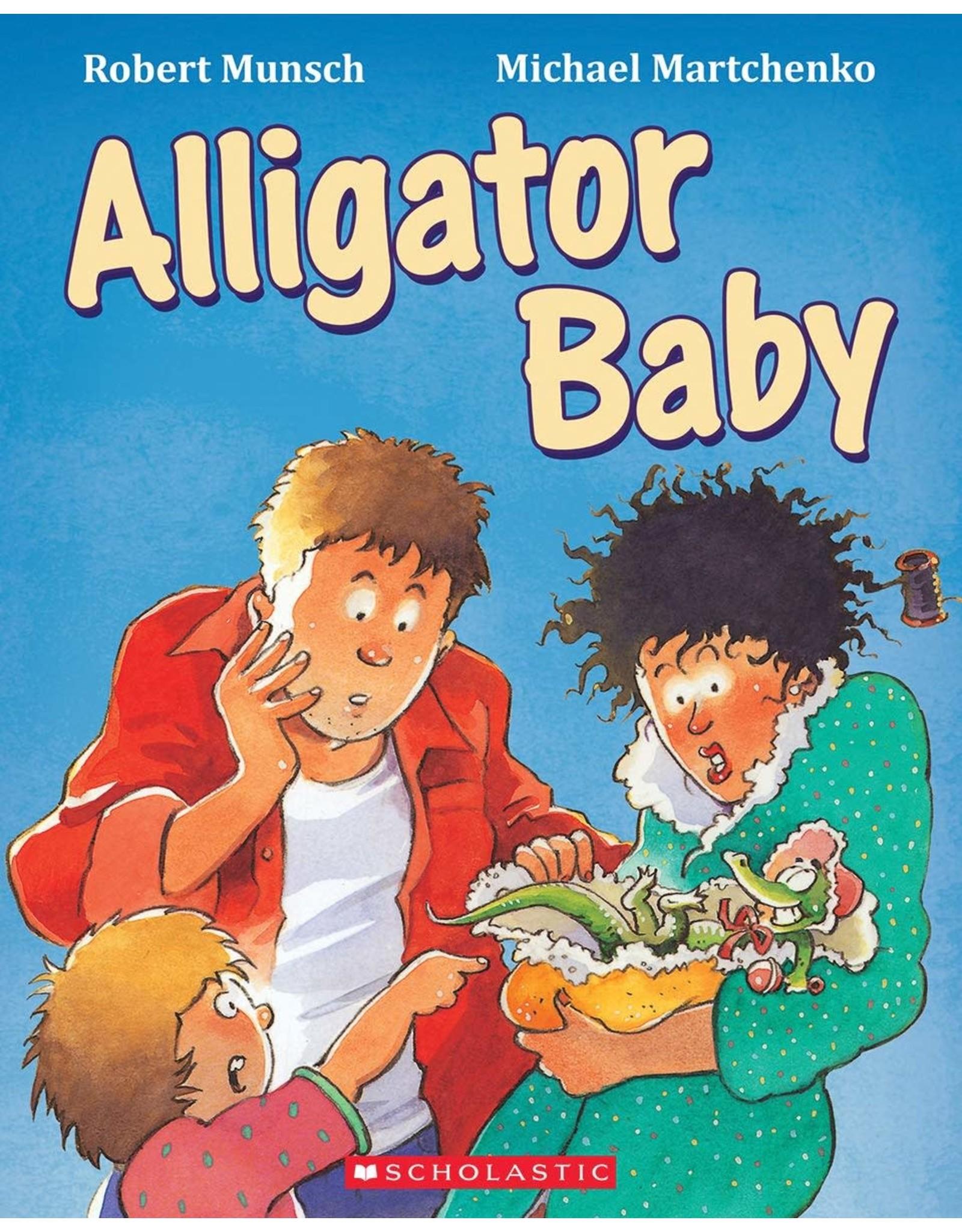 Scholastic Alligator Baby