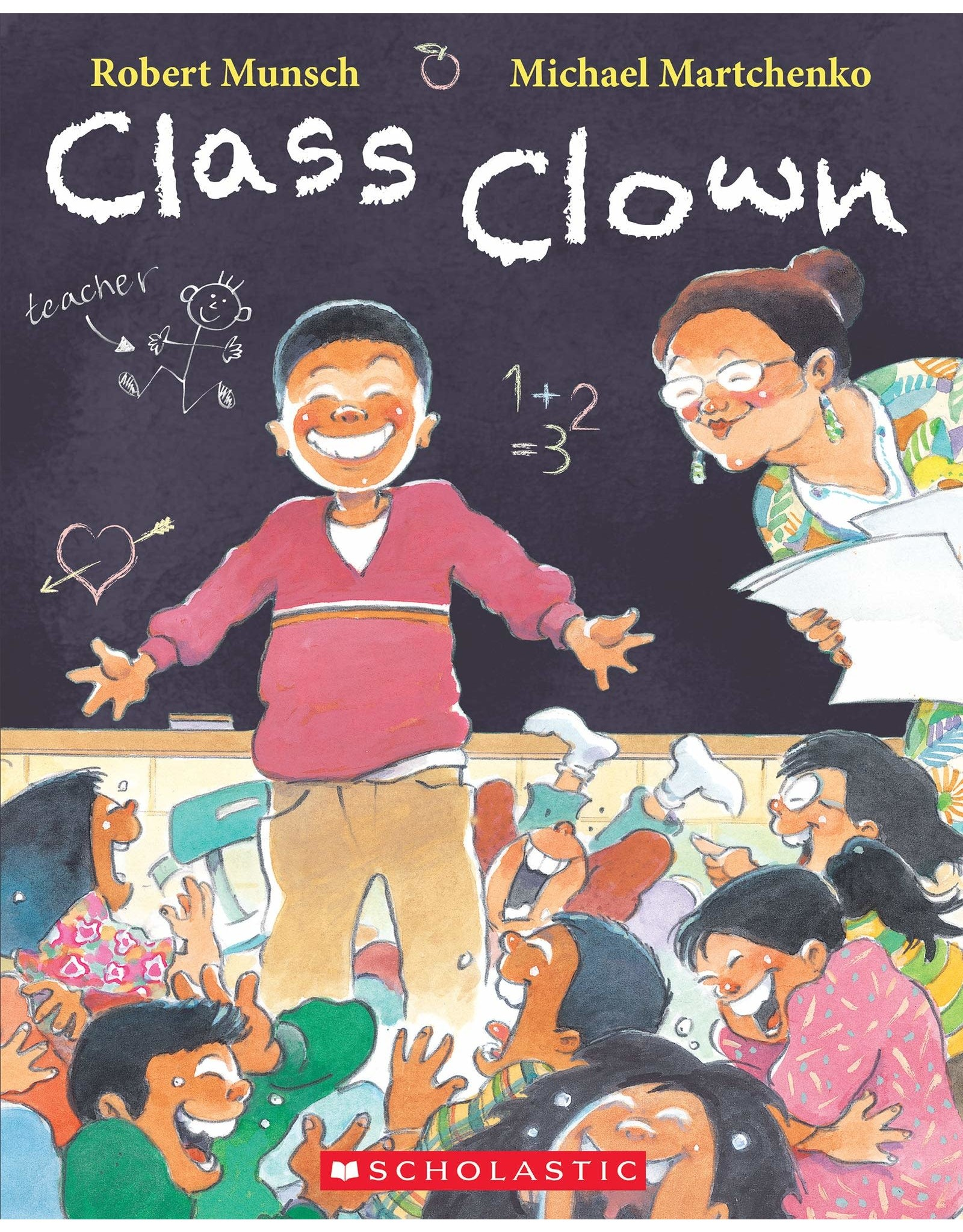 Scholastic Class Clown