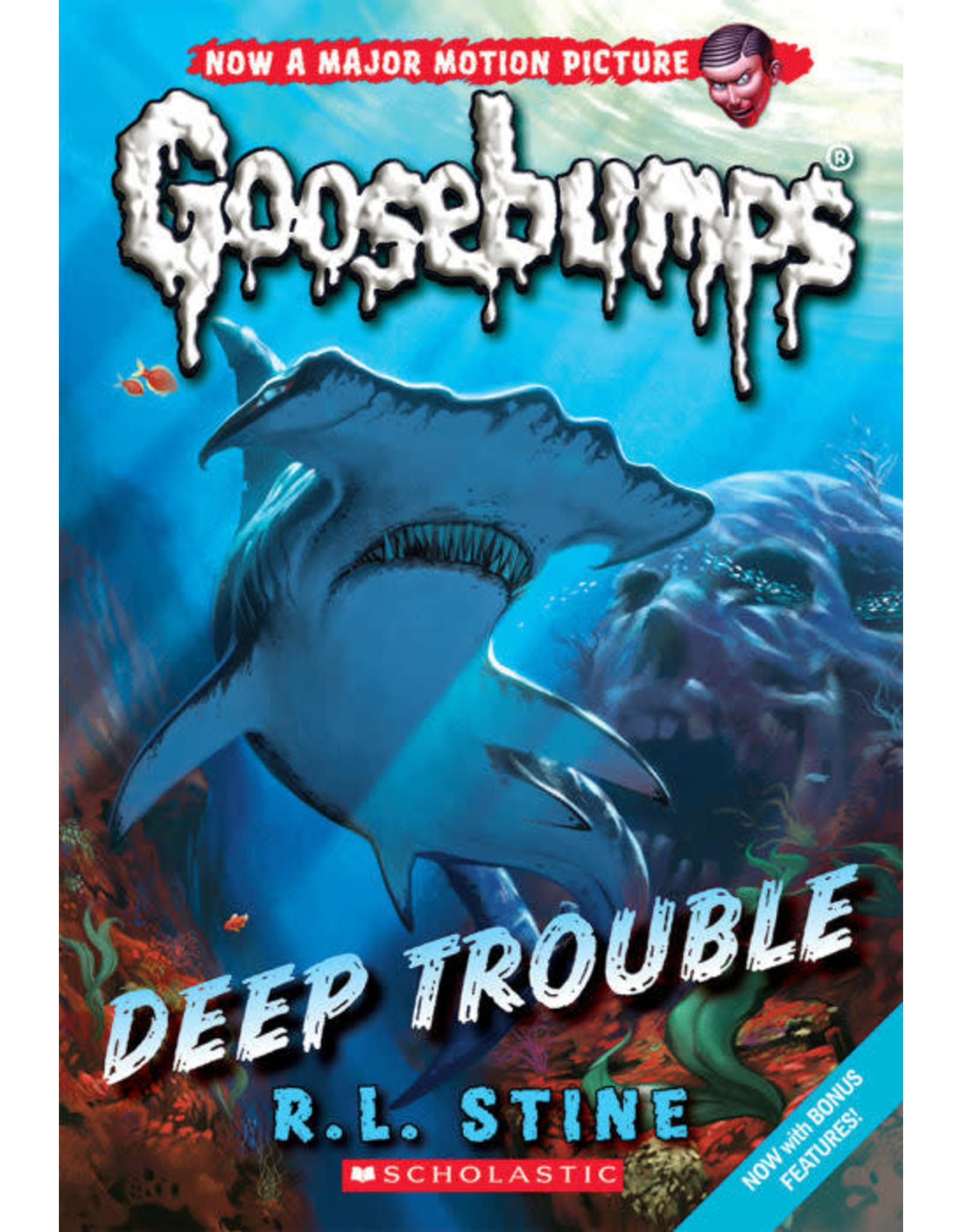 Scholastic Classic Goosebumps #02: Deep Trouble