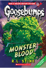 Scholastic Classic Goosebumps #3: Monster Blood