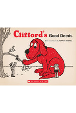 Scholastic Clifford's Good Deeds (Vintage Hardcover Edition)