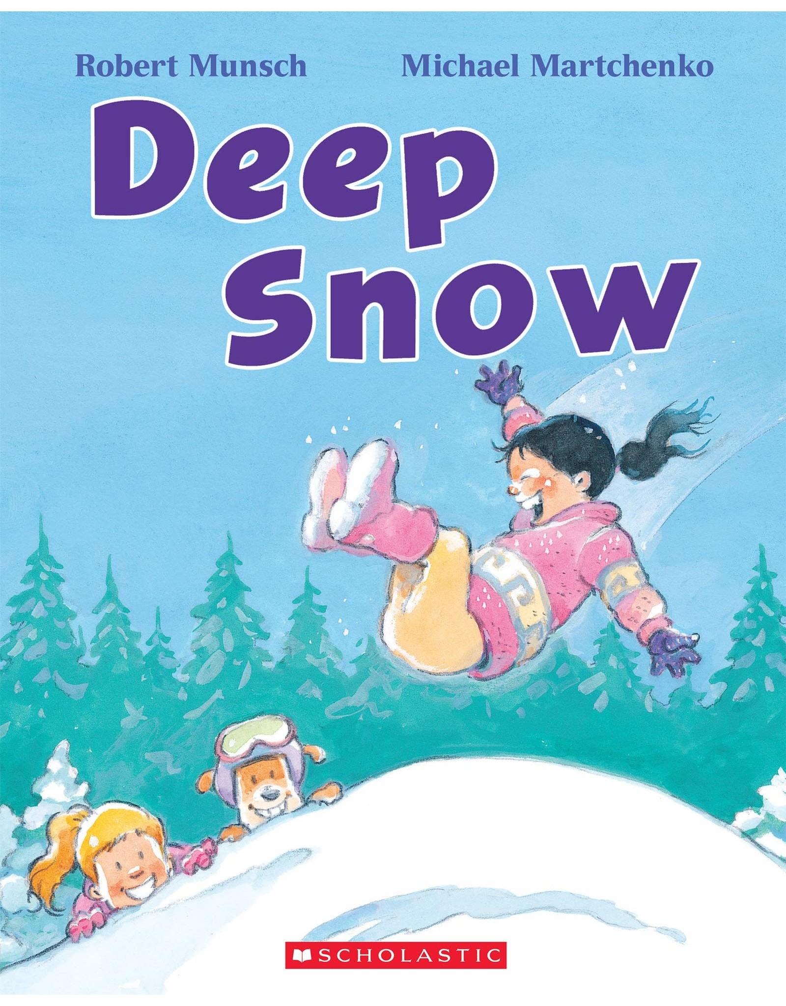 Scholastic Deep Snow