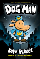 Scholastic Dog Man (Dog Man #1)