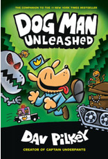 Scholastic Dog Man #2: Dog Man Unleashed