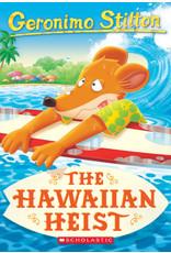 Scholastic Geronimo Stilton #72: The Hawaiian Heist