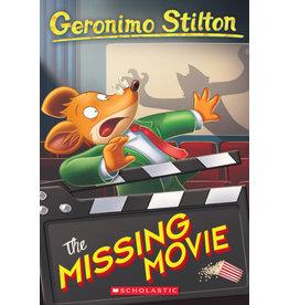 Scholastic Geronimo Stilton #73: The Missing Movie