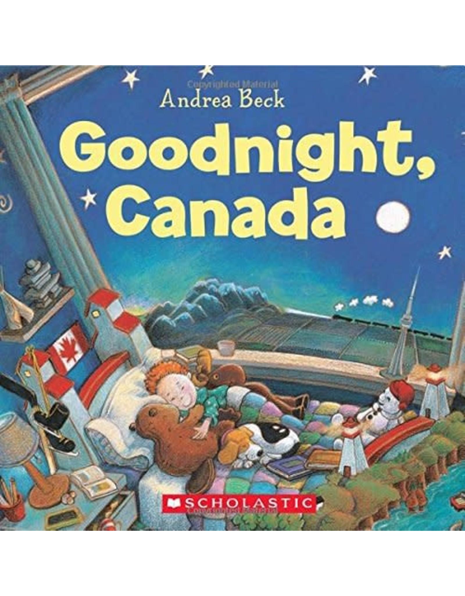 Scholastic Goodnight, Canada