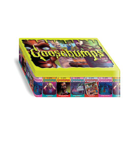 Scholastic Goosebumps Retro Scream Collection: Limited Edition Tin
