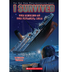 Scholastic I Survived #1: I Survived the Sinking of the Titanic, 1912