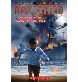 Scholastic I Survived #4: I Survived the Bombing of Pearl Harbor, 1941
