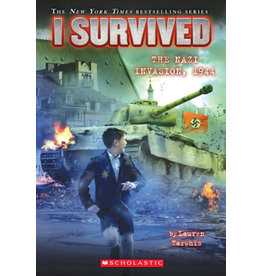 Scholastic I Survived #9: I Survived the Nazi Invasion, 1944