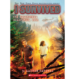 Scholastic I Survived #20: I Survived the California Wildfires, 2018