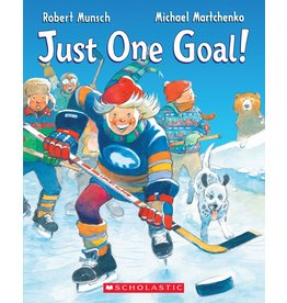 Scholastic Just One Goal! Board Book