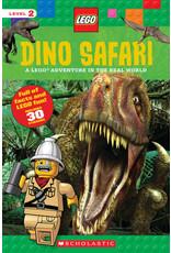Scholastic LEGO Nonfiction: Dino Safari