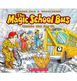 Scholastic The Magic School Bus Inside the Earth