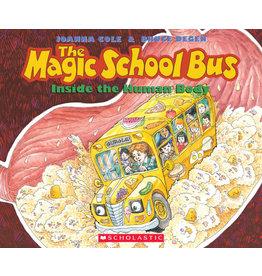 Scholastic The Magic School Bus Inside the Human Body