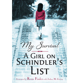 Scholastic My Survival: A Girl on Schindler's List