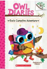 Scholastic Branches - Owl Diaries: Eva's Campfire Adventure