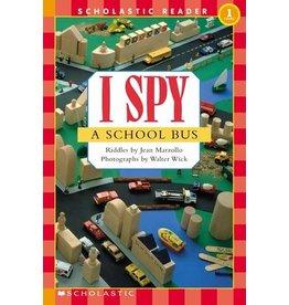 Scholastic Scholastic Reader! Level 1-I Spy: I Spy a School Bus