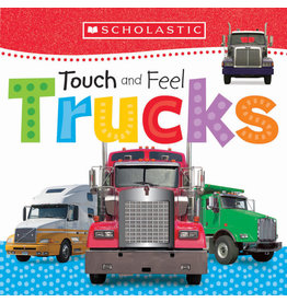 Scholastic Touch and Feel Trucks