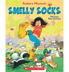 Scholastic Smelly Socks